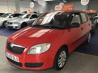 USED 2009 09 SKODA FABIA 1.2 LEVEL 1 HTP 5d 59 BHP **EXCELLENT ECONOMY CAR**