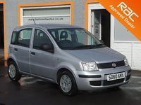 USED 2010 60 FIAT PANDA 1.1 ACTIVE ECO 5d 54 BHP Low mileage, Previously supplied by us!