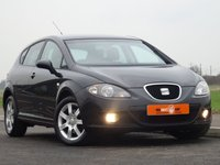 USED 2006 06 SEAT LEON 2.0 STYLANCE FSI 5d 148 BHP 3 OWNERS HPI CLEAR DRIVES GOOD