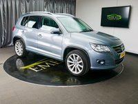USED 2010 10 VOLKSWAGEN TIGUAN 2.0 R LINE TDI 4MOTION 5d 138 BHP £0 DEPOSIT FINANCE AVAILABLE, AIR CONDITIONING, BLUETOOTH CONNECTIVITY, CLIMATE CONTROL, ELECTRONIC PARKING BRAKE WITH AUTO HOLD, HEATED DOOR MIRRORS, KENWOOD TOUCH SCREEN HEAD UNIT, SATELLITE NAVIGATION, STEERING WHEEL CONTROLS, TRIP COMPUTER