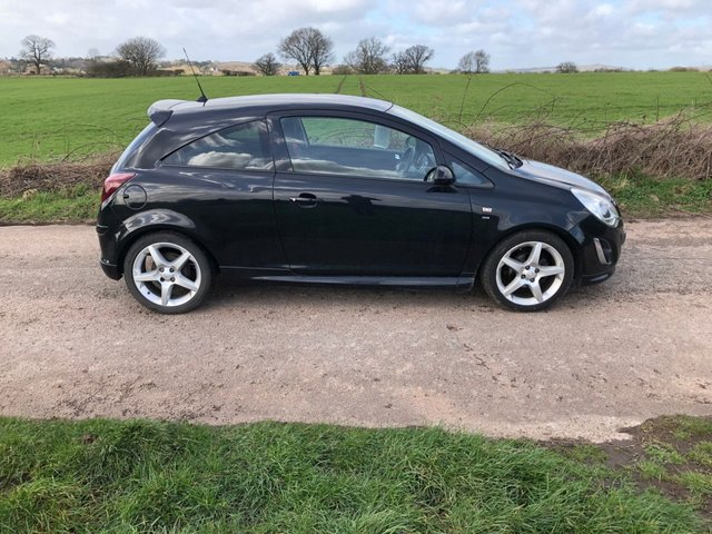 Used Vauxhall Corsa On Finance In Gloucester Junction 1 Car Sales