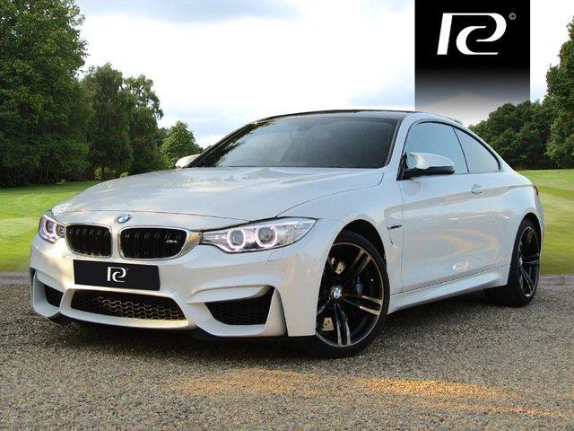 2014 64 BMW M4 3.0 M4 2d AUTO 426 BHP