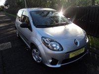 2011 RENAULT TWINGO 1.1 PZAZ 3d 75 BHP £3488.00