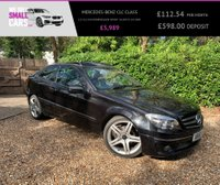 USED 2010 10 MERCEDES-BENZ CLC CLASS 1.8 CLC180 KOMPRESSOR SPORT 3d AUTO 143 BHP FULL PAN ROOF FULL LEATHER 18 INCH ALLOYS FULL SERVICE HISTORY