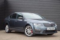 2014 SKODA OCTAVIA 2.0 VRS TDI CR DSG 5d AUTO 181 BHP £11500.00