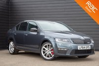 USED 2014 64 SKODA OCTAVIA 2.0 VRS TDI CR DSG 5d AUTO 181 BHP £0 DEPOSIT BUY NOW PAY LATER - FULL SKODA S/H - NAVIGATION