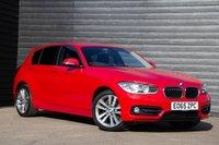 2015 BMW 1 SERIES 1.6 118I SPORT 5d 134 BHP £10500.00