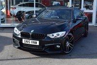 2015 BMW 4 SERIES 2.0 420D XDRIVE M SPORT 2d 181 BHP £18990.00