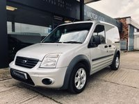 USED 2013 13 FORD TRANSIT CONNECT 1.8 T200 TREND LR VDPF 1d 89 BHP - NO VAT!! Very Clean carpet lined van with low mileage