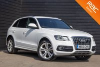USED 2012 12 AUDI Q5 2.0 TDI QUATTRO S LINE SPECIAL EDITION 5d 141 BHP £0 DEPOSIT BUY NOW PAY LATER - FULL AUDI S/H - BANG & OLUFSEN