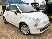 2008 FIAT 500 1.2 POP 3d 69 BHP £3490.00