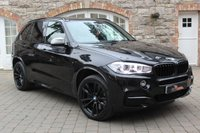 USED 2017 67 BMW X5 3.0 M50D 5d AUTO 376 BHP 7 Seats - reverse camera - Panoramic Roof