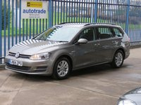 USED 2014 64 VOLKSWAGEN GOLF 1.6 BLUEMOTION TDI 5d 108 BHP Finance arranged Part exchange available Open 7 days