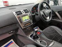 USED 2012 TOYOTA AVENSIS 2.0 T4 D-4D 5d 124 BHP BUY NOW, PAY NOTHING FOR 2 MTH