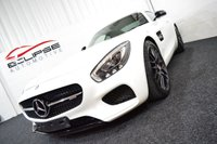 USED 2016 16 MERCEDES-BENZ AMG GT 4.0 AMG GT S PREMIUM 2d AUTO 503 BHP