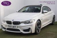 USED 2017 17 BMW M4 3.0 M4 2d AUTO 426 BHP