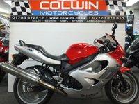 2000 TRIUMPH TT600 599cc £2195.00