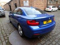 USED 2016 65 BMW 2 SERIES 1.5 218I M SPORT 2d AUTO 134 BHP (Petrol / Automatic)