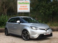 USED 2015 65 MG 3 1.5 3 STYLE LUX VTI-TECH 5dr Leather, Cruise, PDC