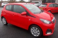 USED 2015 PEUGEOT 108 1.0 ACTIVE 5d 68 BHP FREE ROAD TAX