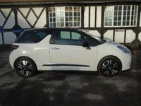 USED 2015 15 CITROEN DS3 1.6 E-HDI DSTYLE 3d 90 BHP