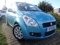 2011 SUZUKI SPLASH 1.2 GLS PLUS 5d 85 BHP £3689.00