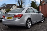 USED 2009 59 CHEVROLET CRUZE 1.8 LT 4d AUTO 139 BHP WE OFFER FINANCE ON THIS CAR