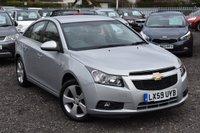 2009 CHEVROLET CRUZE 1.8 LT 4d AUTO 139 BHP £2990.00