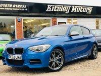 USED 2013 62 BMW 1 SERIES 3.0 M135i AUTO PRO NAV & ADAPTIVE M SPORT SUSPENSION