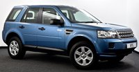 USED 2013 13 LAND ROVER FREELANDER 2 2.2 TD4 GS 4x4 5dr F/S/H (6 Stamps), Immaculate!