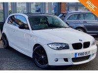 USED 2010 10 BMW 1 SERIES 2.0 118I M SPORT 3d 141 BHP