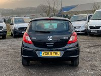 USED 2013 63 VAUXHALL CORSA 1.3 S CDTI AC ECOFLEX S/S 5d  AC, FREE ROAD TAX, ONE PREVIOUS OWNER, FULL DEALER HIST