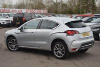 USED 2014 64 CITROEN DS4 1.6 VTi DStyle 5dr DAB*BLUETOOTH*PETROL