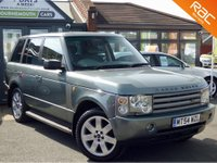 USED 2005 54 LAND ROVER RANGE ROVER 2.9 TD6 VOGUE 5d AUTO 175 BHP