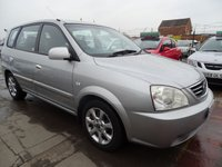 2003 KIA CARENS 1.8 LX PETROL LOW MILES DRIVES A1 £695.00