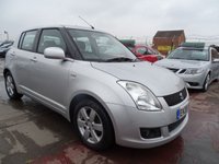 2008 SUZUKI SWIFT 1.2 SPORT DIESEL FSH DRIVES WELL £1895.00
