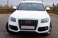 USED 2012 61 AUDI Q5 2.0 TDI QUATTRO S LINE SPECIAL EDITION 5d 168 BHP