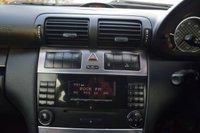 USED 2008 58 MERCEDES-BENZ CLC CLASS 1.8 CLC180 KOMPRESSOR SPORT 3d AUTO 143 BHP SERVICE HISTORY, HEATED SPORTS LEATHER SEATS, RADIO CD PLAYER, ALLOYS