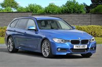 USED 2015 15 BMW 3 SERIES 2.0 320D M SPORT TOURING Auto BMW Individual Huge Spec FBMWSH BMW Individual