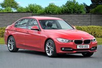 USED 2012 61 BMW 3 SERIES 2.0 320D SPORT 184  Leather Xenons Adaptive Xenons Heated Leather