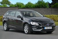 USED 2014 64 VOLVO V60 2.0 D4 BUSINESS EDITION 181 NAV Zero Tax High Spec With FULL Vovlo History