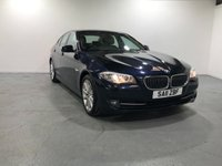 USED 2011 11 BMW 5 SERIES 2.0 520D SE 4d AUTO 181 BHP 6 X SERVICE HISTORY + FULL PROVIDED