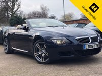 USED 2006 06 BMW 6 SERIES 4.8 650I CONVERTIBLE AUTOMATIC Big Spec, low mileage, Head up, TV Tuner.