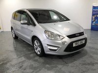 USED 2013 13 FORD S-MAX 1.6 TITANIUM TDCI S/S 5d 115 BHP EXCELLENT FULL UPTO DATE S/HISTORY