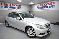 USED 2011 11 MERCEDES-BENZ C CLASS 2.1 C220 CDI BLUEEFFICIENCY SE 4d 168 BHP Bluetooth, Cruise control, Park sensors, Great MPG, Low Tax