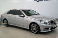 2012 MERCEDES-BENZ E CLASS 2.1 E250 CDI BLUEEFFICIENCY SPORT 4d AUTO 204 BHP £8650.00