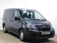 2013 PEUGEOT EXPERT 2.0 TEPEE INDEPENDENCE S HDI 5 SEATS + CHAIR £7250.00