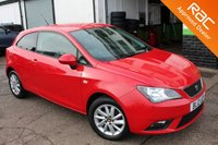 USED 2012 12 SEAT IBIZA 1.4 SE 3d 85 BHP VIEW AND RESERVE ONLINE OR CALL 01527-853940 FOR MORE INFO.