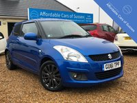 USED 2011 61 SUZUKI SWIFT 1.2 SZ4 3d 94 BHP Economical and Stylish Petrol Suzuki