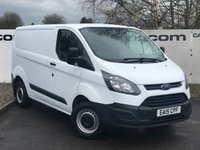 USED 2015 15 FORD TRANSIT CUSTOM 290 2.2 100 BHP L1 H1**OVER 70 VANS IN STOCK**